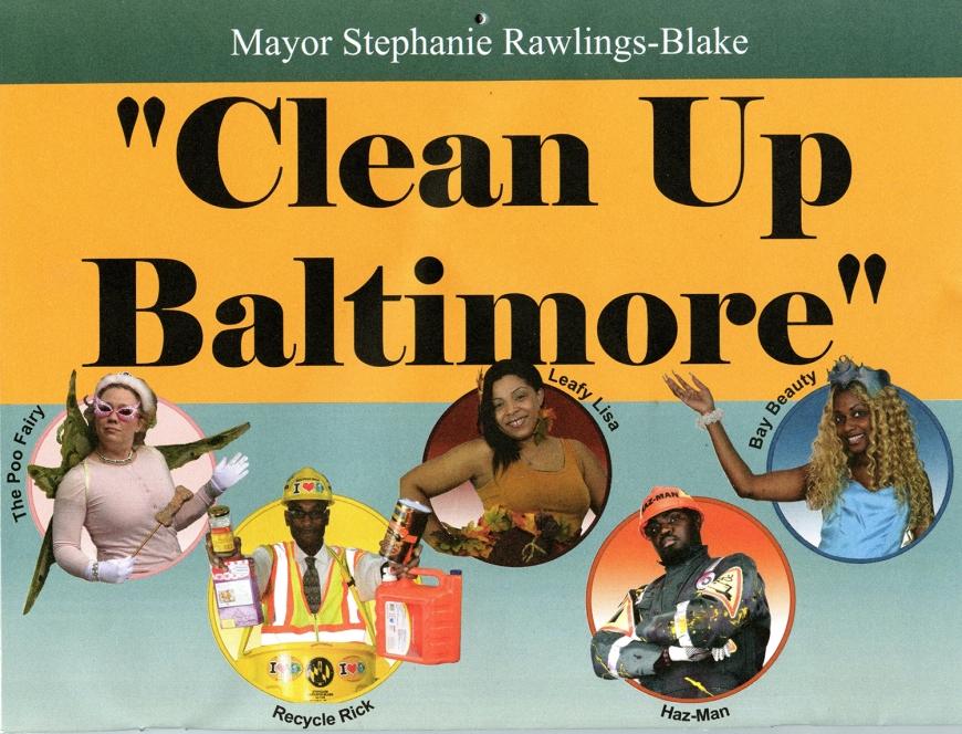 keep Baltimore poo